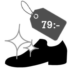 klackning av skor